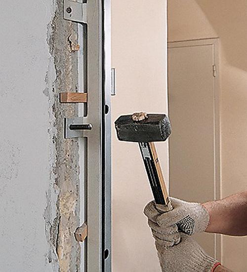5 опасных ошибок при установке входной двери
