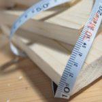 Как самостоятельно раскроить пиломатериалы для стройки
