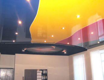 Какую отделку для низких потолков лучше не использовать