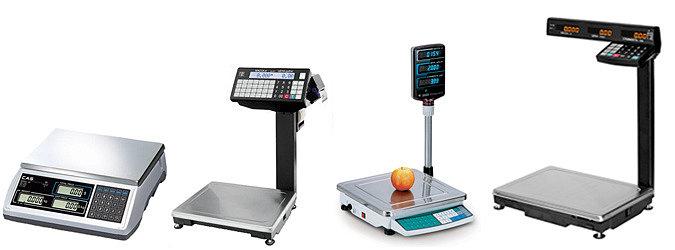 Как правильно выбрать торговые весы