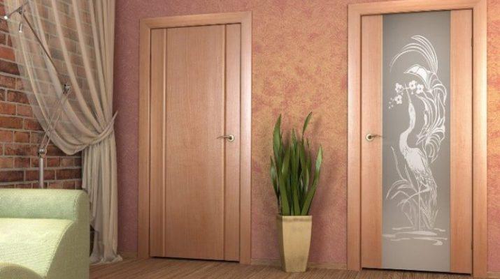 Межкомнатные двери в качестве элемента интерьера