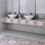 5 идей как обойтись без плитки в ванной комнате