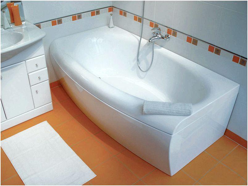 Акриловые ванны от производителя