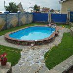 Бассейн для загородного дома: как сделать самому?