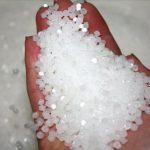 Основные химические и физические свойства гранулированного полиэтилена