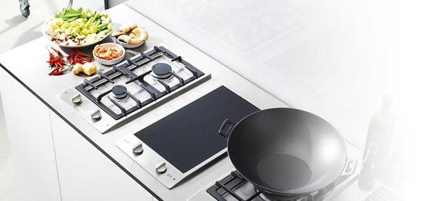 Профессиональные варочные панели для вашей кухни
