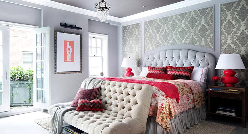 Простые способы создания успокаивающей обстановки в спальне
