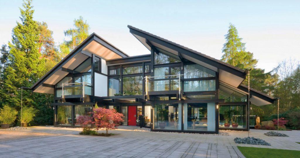 Дешевый фахверк дом, миф или реальность
