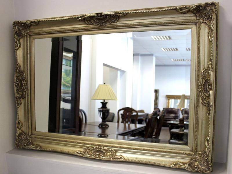 Как правильно выбрать багет для оформления зеркала