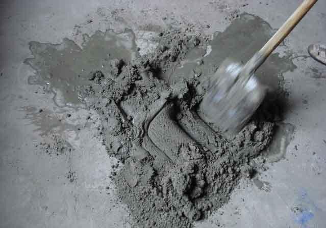 соль в строительный раствор