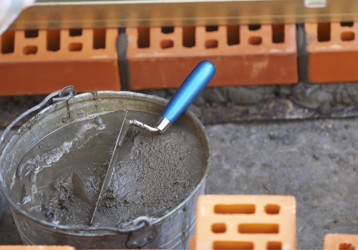 Соль в цементный раствор при морозе лов бетон