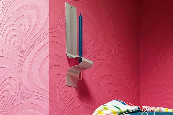 В каких случаях рельефные обои необходимы для отделки стен