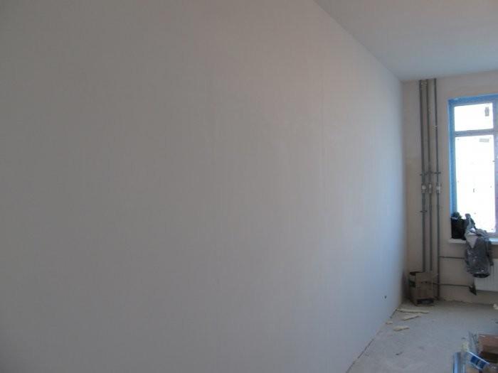 Почему стены кривые после штукатурки