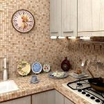 Чем отделать стены кухни если бюджет сильно ограничен