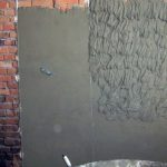 Как уменьшить расход штукатурки на стенах