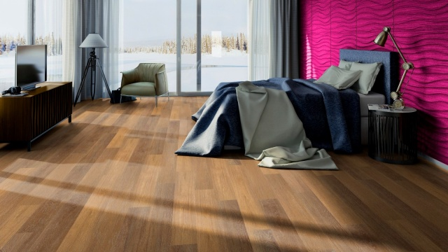 Какие комнаты не стоит отделывать ПВХ-плиткой