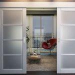 Классификация раздвижных дверей