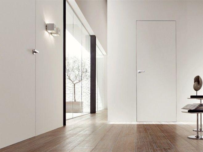 Особенности монтажа дверей скрытого типа