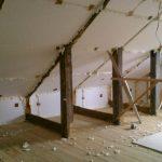 Как дешево утеплить крышу с помощью пенополистирола