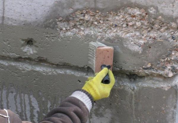 Позеленевший бетон завод домокомплектов из бетона