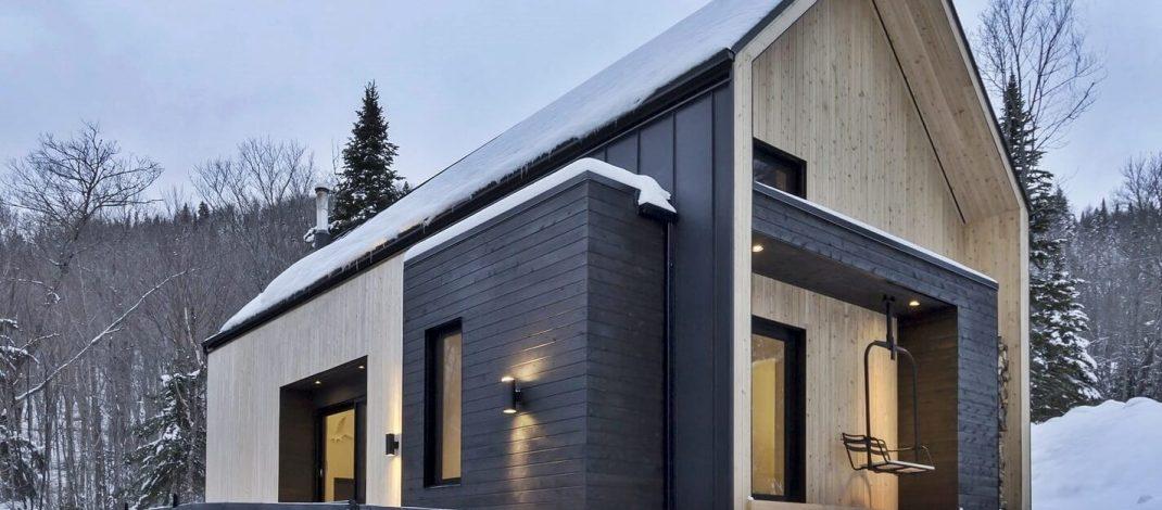 Обзор скандинавских домов от компании «IZBURG»