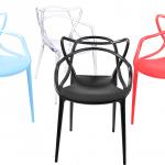 Пластиковые стулья — достойный конкурент деревянным моделям
