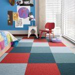 Чем ковровая плитка лучше ковролина
