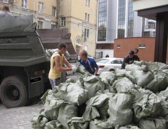 Как вывезти строительный мусор и не нарваться на штраф