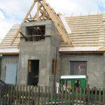 Как сэкономить на стройке: дом из опилкобетона