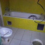 Почему не стоит переносить расположение ванны во время ремонта