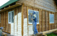 5 типичных ошибок утепления деревянного дома
