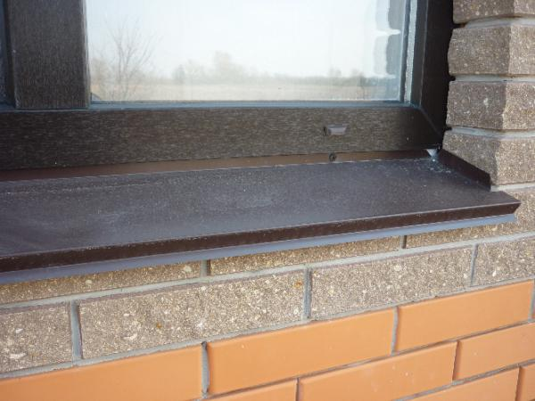Как обойтись без установки отливов на окнах
