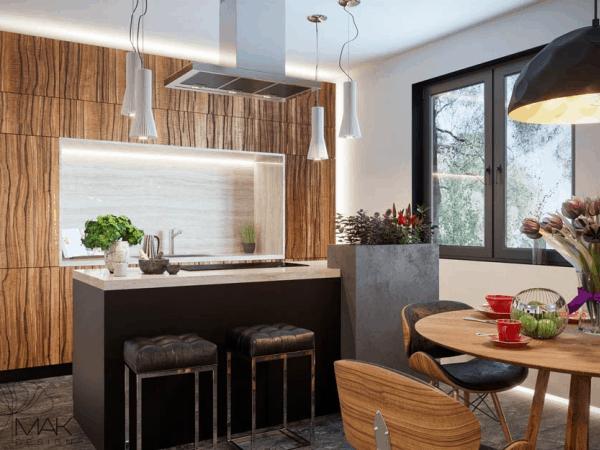 Почему планировку кухни лучше доверить дизайнеру