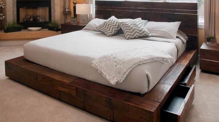 Как правильно выбрать кровать из массива