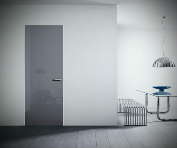 Как выбрать скрытые межкомнатные двери