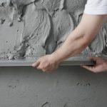 Как определить, высох ли слой штукатурки