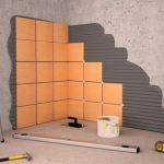 5 обязательных пунктов, чтобы плитка надежно держалась на стенах