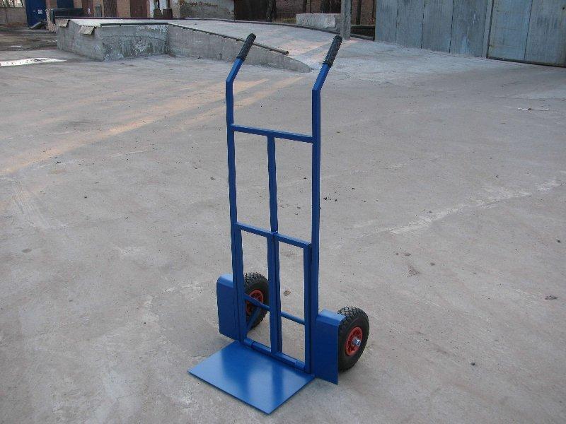 Основные виды тележек для склада
