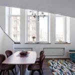 Стокгольмский, калла и жасмин: почему стены больше не красят в чисто белый