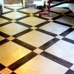 Как избежать некрасивых коротких подрезов при укладке плитки