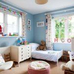 5 причин почему краска на стенах — лучшее решение для семьи с маленькими детьми