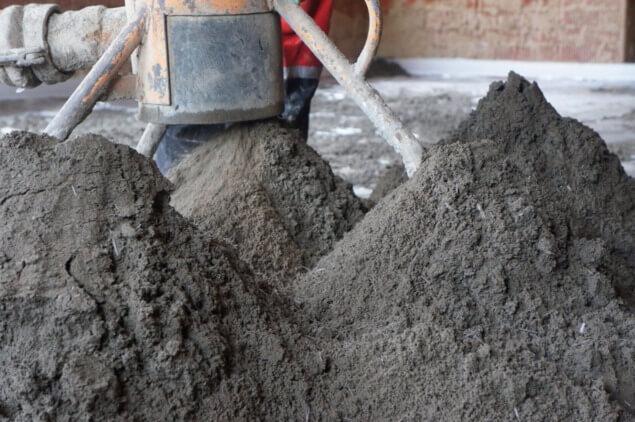 Покупка бетонного раствора с доставкой в компании-производителя