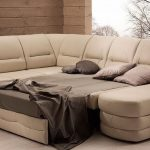 Угловой диван со спальным местом: преимущества и особенности
