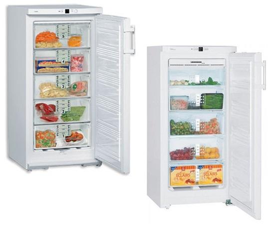 Важные правила выбора морозильной камеры для дома