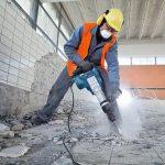 Какие строительные работы нельзя выполнять без респиратора