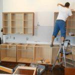 Почему не стоит заказывать гарнитур до завершения ремонта на кухне