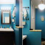 Как бюджетно оформить стены в ванной
