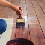 Частые ошибки при перекрашивании деревянного пола