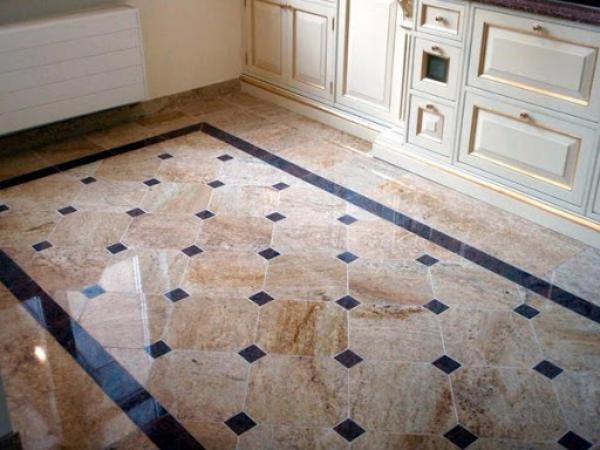 Какие напольные покрытия лучше не использовать на кухне