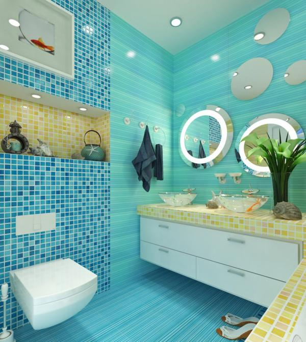 Какие решения не оправданные в ванной комнате